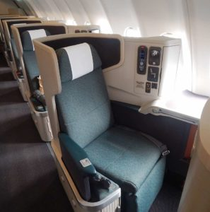 aircraft clean seat