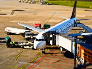 aircraft cleaning service