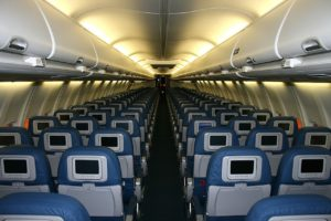 aircraft interior cabin cleaning service
